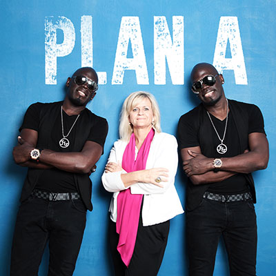 'Plan A' - Song by Silvia Maute and Jackson Twinz